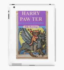 Harry Pawter and the Prisoner of AzKatban iPad Case/Skin
