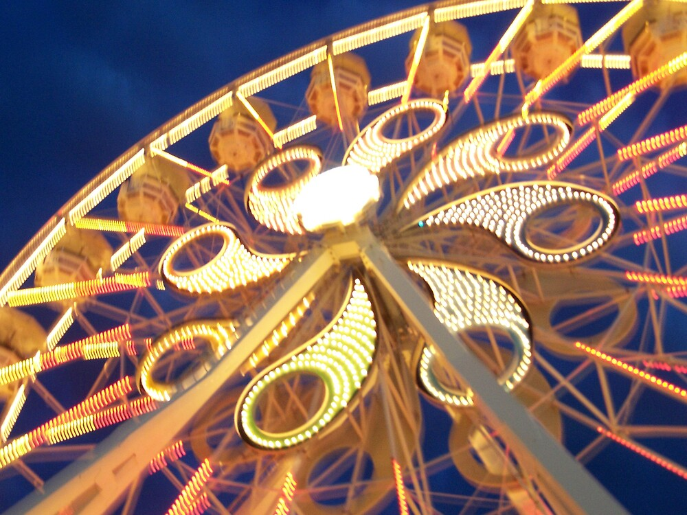 Whirling Wheel by KaylaMarie