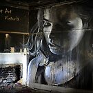Abandoned Love #5 - Street Art Victoria by bekyimage