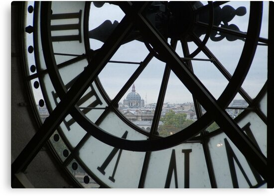 View From a Clocktower  by David White