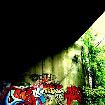 Under the Bridge by matthiasceconi