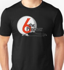 The Prisoner - Number Six - Be Seeing You - 6 T-Shirt