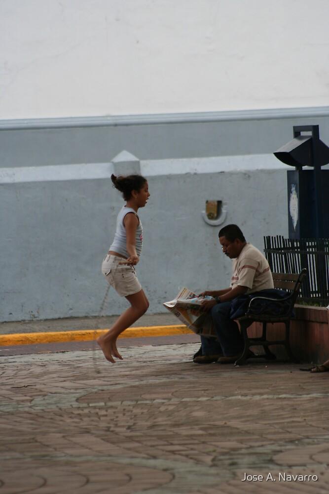 Child's Play by Jose A. Navarro