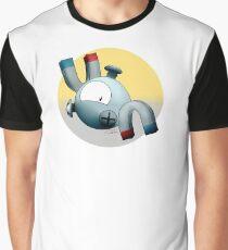 081 - Magnet Monster Graphic T-Shirt