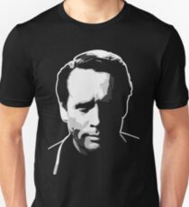 The Prisoner - Number Six - Patrick McGoohan T-Shirt