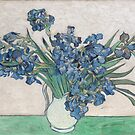 Van Gogh, Irises by Rich Anderson