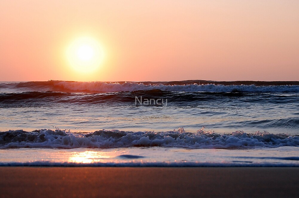 Pinks and Blues by Nancy