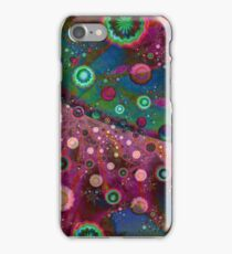 Stormy Sea in Colours iPhone Case/Skin