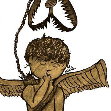 Trap Cupid by filippogiardina