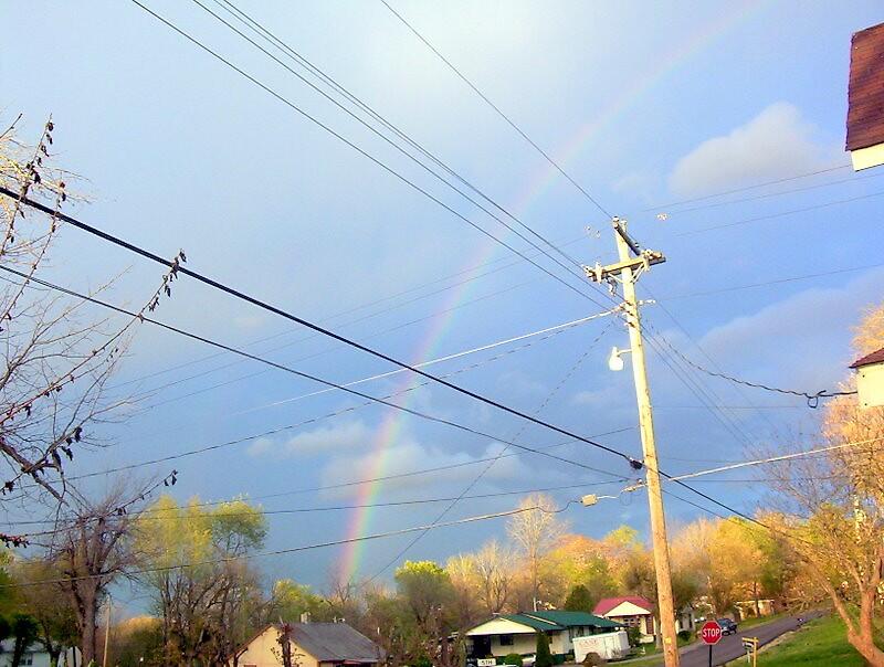 under the rainbow by Dodie