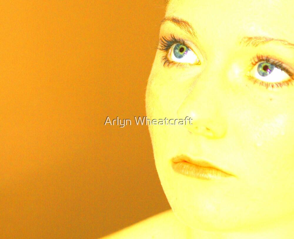 the Eyes by Arlyn Wheatcraft