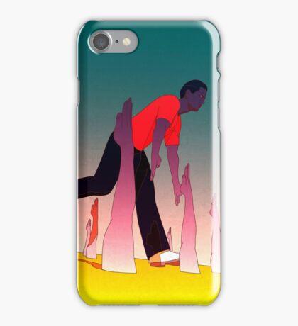 While I'm Here iPhone Case/Skin