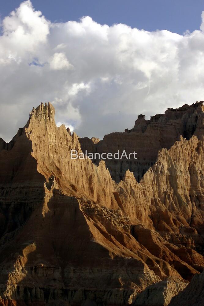 The Badlands by BalancedArt