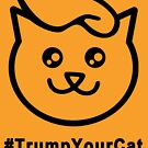 Trump Your Cat for Halloween by electrovista