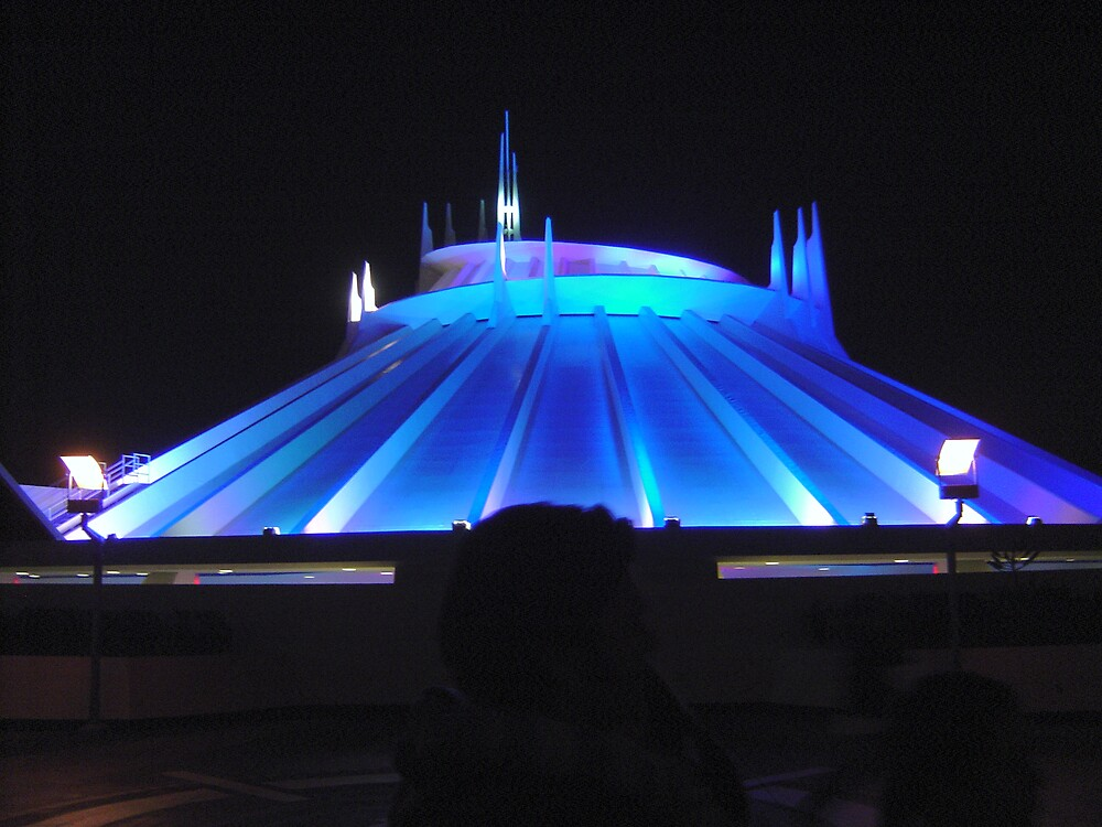 Space Mountain but different by Christian Montes