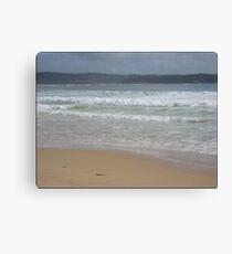New South Wales Beach (Australia) Canvas Print