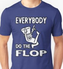 Mach das FLOP! Slim Fit T-Shirt
