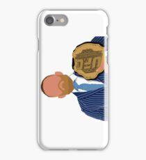 Conor McGregor - UFC Lightweight Champion iPhone Case/Skin