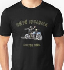 1937 HARLEY DAVIDSON STYLE MOTORCYCLE Unisex T-Shirt