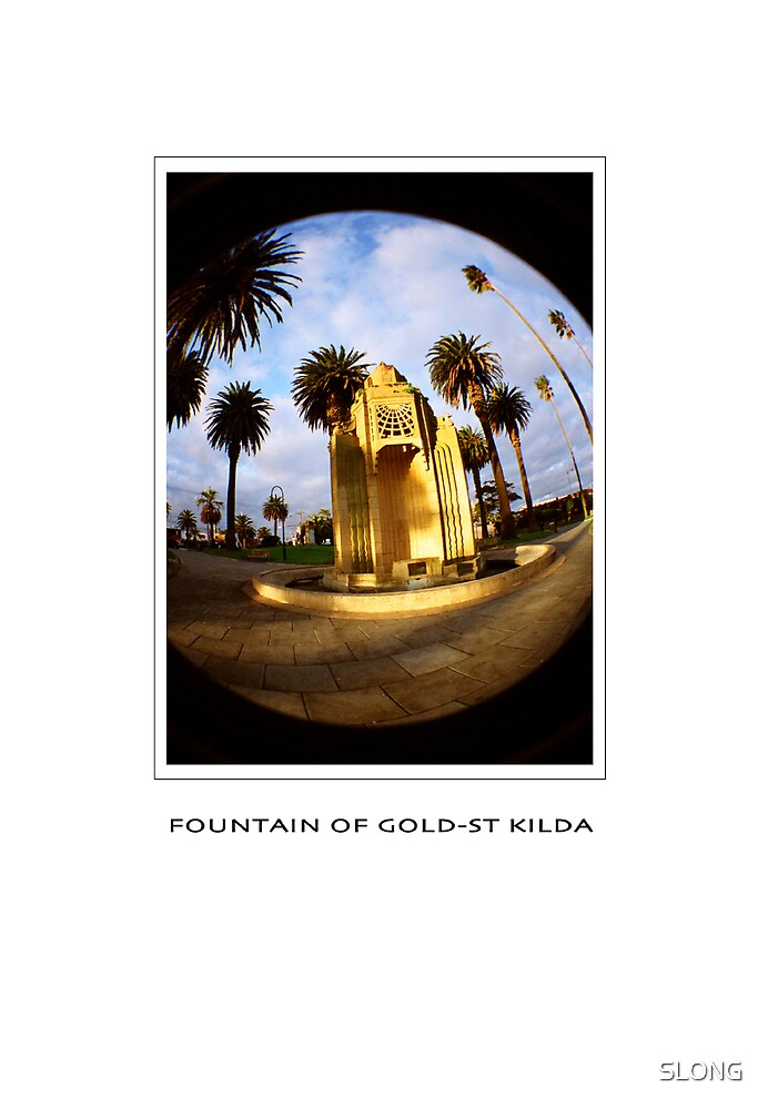 FOUNTAIN OF GOLD by SLONG