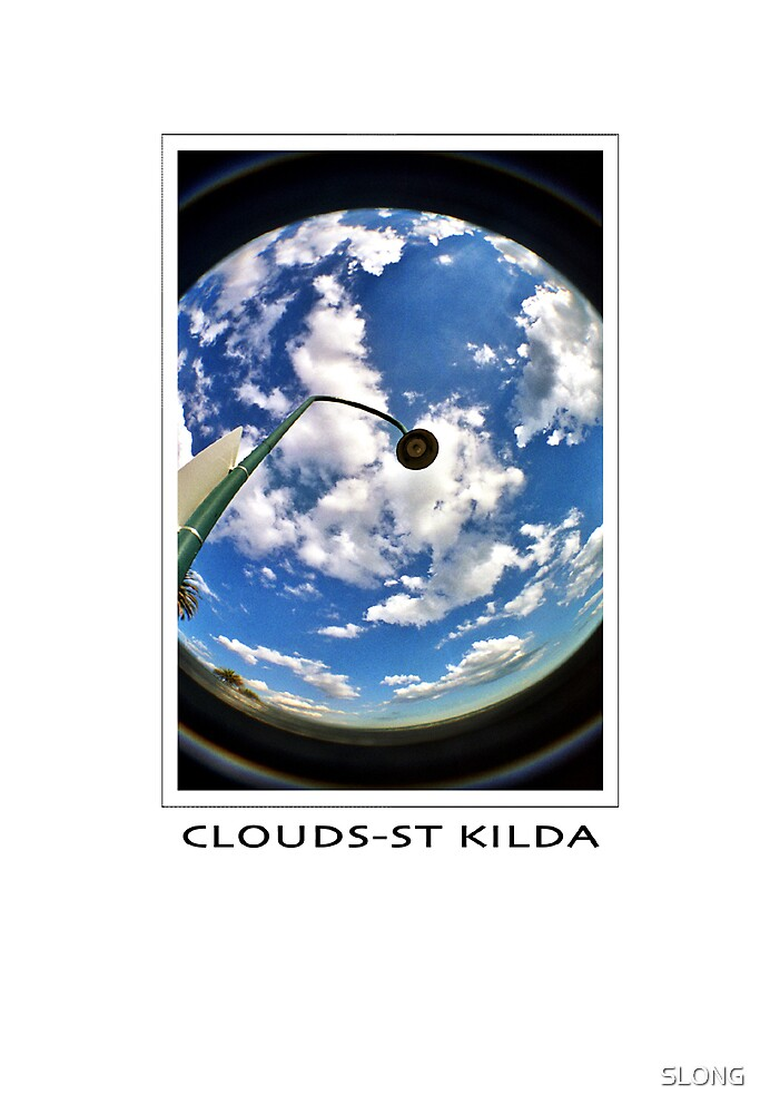 CLOUDS ST KILDA by SLONG