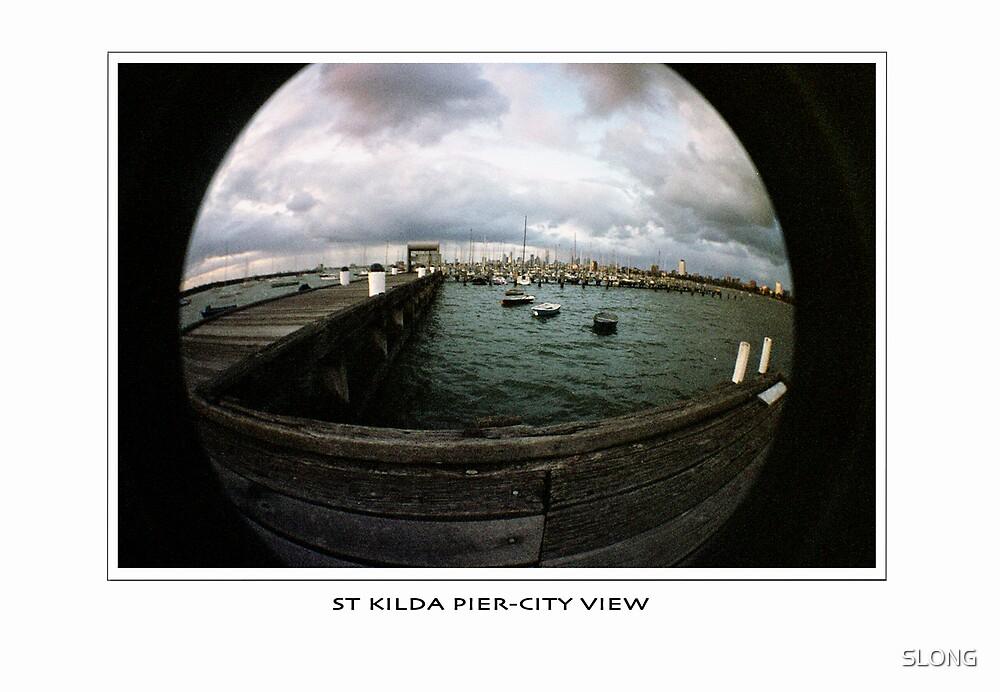ST KILDA PIER by SLONG