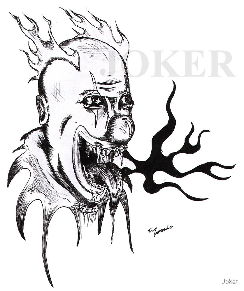 EvIL ClOwN by Joker