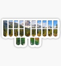 The Rockies Sticker