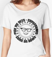 TV-Spiel Show Wear - TPIR (der Preis ist ...) Pick Me Next Loose Fit T-Shirt