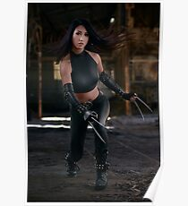 x-23  Poster