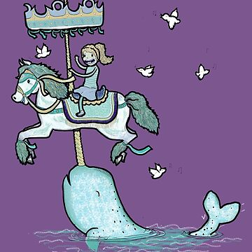 Narwhal Carousel by biotwist