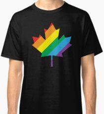 lgbt canada pride Classic T-Shirt
