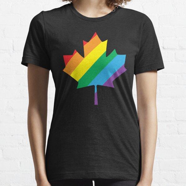 lgbt canada pride Essential T-Shirt