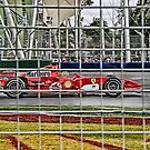 Formula 1 Grand Prix - Ferrari by sparrowhawk