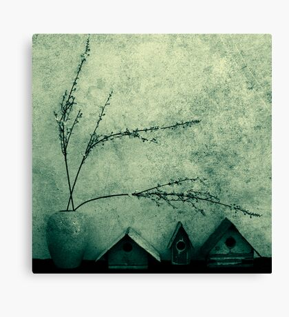 Grunge Still Canvas Print