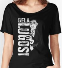 Dracula - Bela Lugosi - Vampire - The Count Women's Relaxed Fit T-Shirt