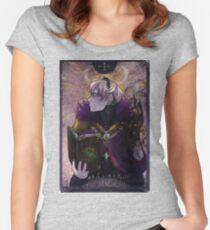 Leo - Tarot Women's Fitted Scoop T-Shirt