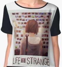 Life is strange Max Chiffon Top