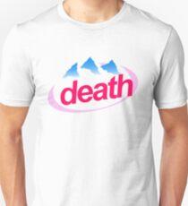 Death Evian Aesthetic tumblr Unisex T-Shirt