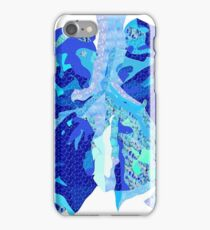 Quilted Lungs  iPhone Case/Skin