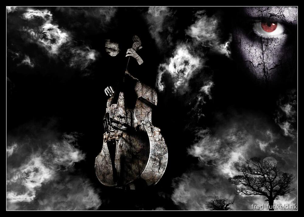 The Devils Bass by fred  funkeldink