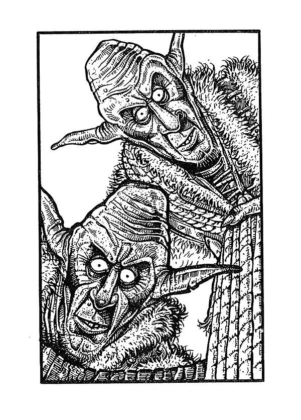 Goblins by Edward Crosby