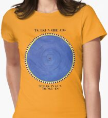Talking Heads - Speaking in Tongues Women's Fitted T-Shirt