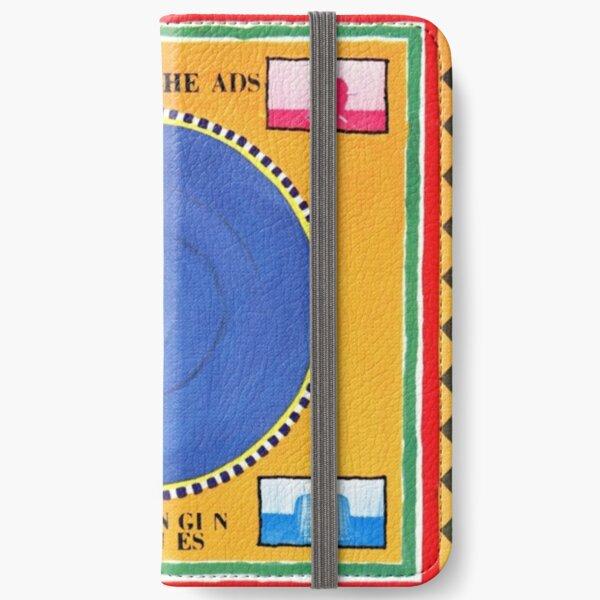 Talking Heads - Speaking in Tongues iPhone Wallet
