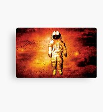 Deja Entendu Canvas Print