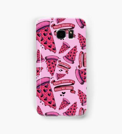 You've Stolen a PIZZA my Heart Samsung Galaxy Case/Skin