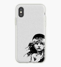 Les Miserables Musical Full Script Lyrics iPhone Case