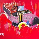 Rover 1907 by Gavin Kerslake