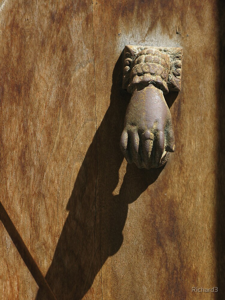Door knocker by Richard3