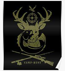 Camp Hunt Poster